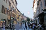 Annecy - rue piétonne