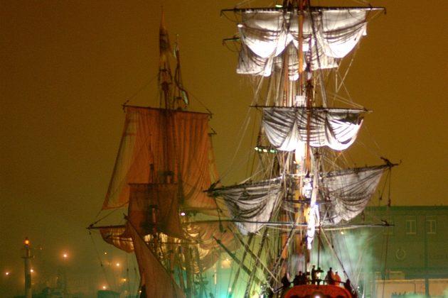 Brest 2020, la fête internationale de la mer et des marins