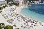 Seramar Hôtel Comodoro - vue plage