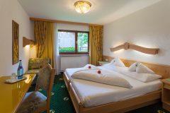 Hôtel Pachmair - chambre double