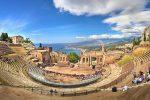 Theater à Taormina