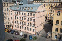 Hôtel Arbat Nord -St Pétersbourg