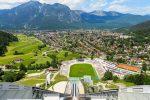 Tremplin de Garmisch