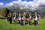 Festival fanfares Ellmau