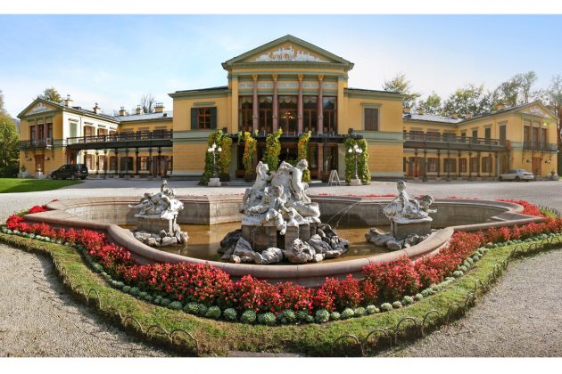 Visite de la Kaiservilla à Bad Ischl