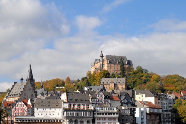 Marburg-Panorama Foto: Georg Kronenberg kronenberg@agenturk13.de