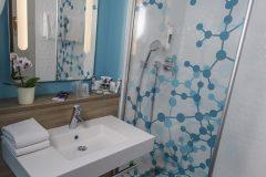 Mercure Futuroscope - salle de bain