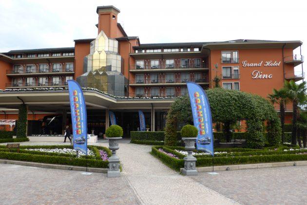 Grand hôtel Dino Baveno