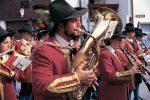 Festival alpin des fanfares Ellmau