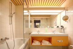 Hôtel An der Therme - salle de bains