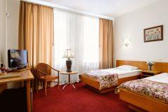 Hôtel Arbat Nord -St Pétersbourg - chambre twin