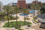 Hôtel Cala Millor Garden - vu piscine et jardin