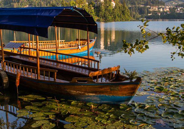 bled lac slovénie