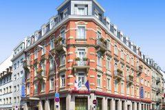 Façade hôtel Best Western Monopole Métropole Strasbourg - France