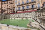 Fontaine Gaia -Piazza Campo - Sienne