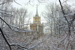 Noel russe St Petersbourg