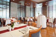 Rikli Balance Hotel - Bled, Slovénie - restaurant véranda