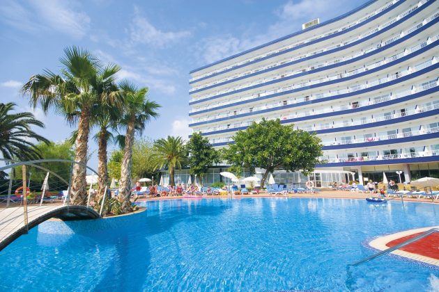 Hôtel HSM Atlantic Park - vue piscine