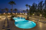 HSM Golden Playa - piscine de nuit