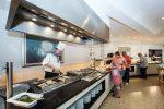 Hôtel Fergus Tobago Palmanova - show cooking restaurant