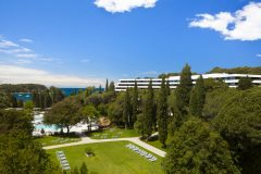 Vue hôtel Eden, Rovinj - Croatie