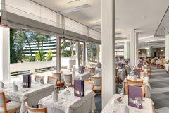 Restaurant hôtel Eden, Rovinj - Croatie