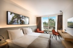 Chambre hôtel Eden, Rovinj - Croatie