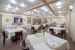 Hôtel Arbat Nord -St Pétersbourg - restaurant