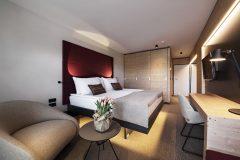 Rikli Balance Hotel - Bled, Slovénie - chambre