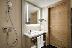 Rikli Balance Hotel - Bled, Slovénie - salle de bain chambre
