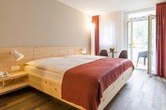 Hôtel Schweizerhof Sils Maria  - chambre double