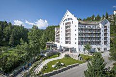 Hôtel Schweizerhof Sils Maria