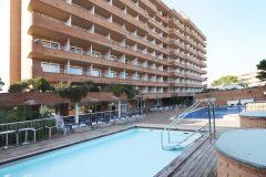 Hôtel Sant Marc - piscine