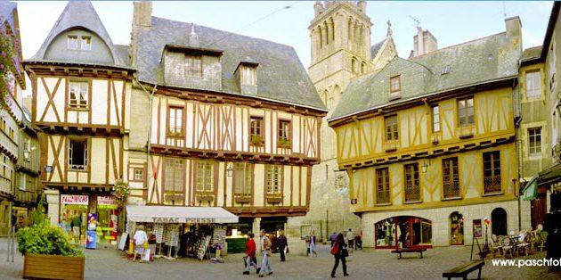 Vannes centre - www.paschfoto.de