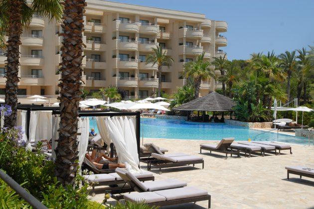 Biomar Grand Hotel & Spa - piscine extérieure