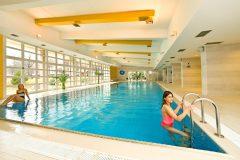 Hôtel 4* Duo Prague - piscine intérieure