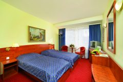 Hôtel 4* Duo Prague - chambre twin