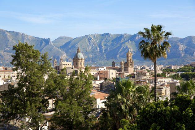 Palermo, Sicile