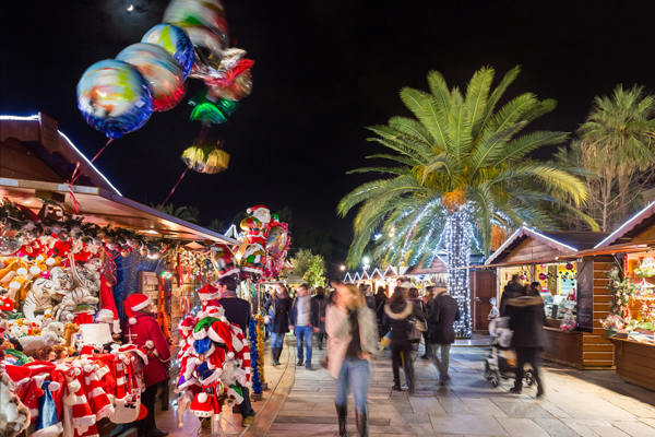 Marché de Noël Nice