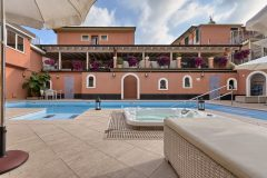 Hôtel Monte Rosa Chiavari - piscine