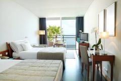 Chambre vue mer côté - Vidamar Resort Funchal - Madère