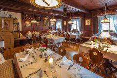 Hôtel Pachmair - restaurant tyrolien