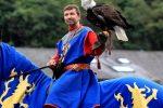 Médiévales Saillon - fauconniers