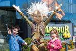 Futuroscope - Arthur l'aventure 4D