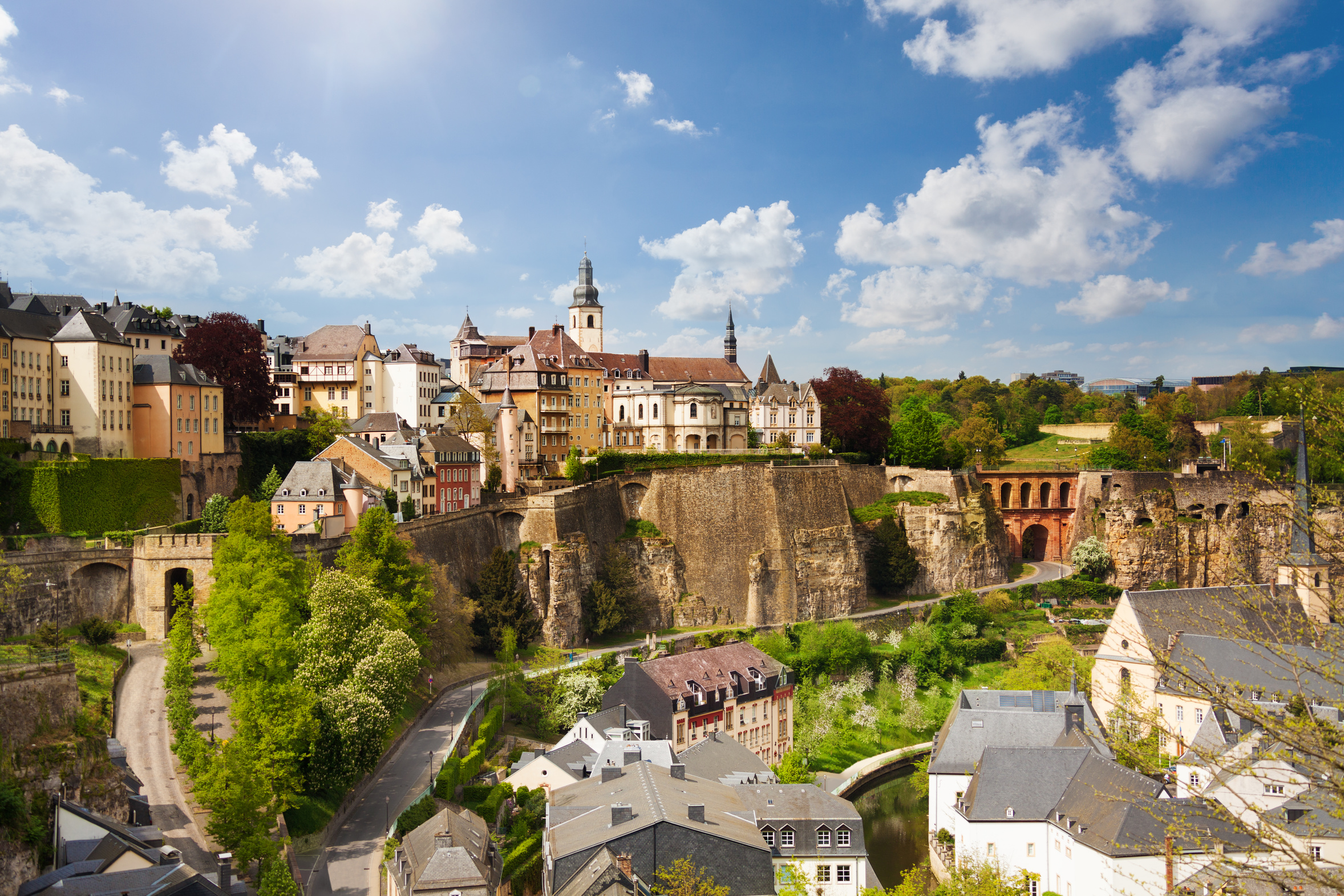 Voyage au luxembourg