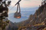 Palm Springs tramway aérien