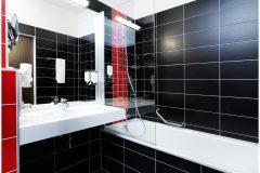 Best Western Amedia - salle de bain