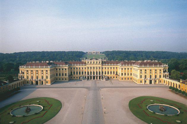 Vienne - schonnbrunn