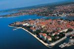 Croatie - Zadar vu du ciel