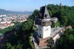 Schlossberg, Uhrturm